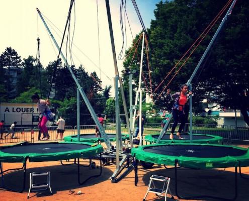 Location de trampoline élastique Angers