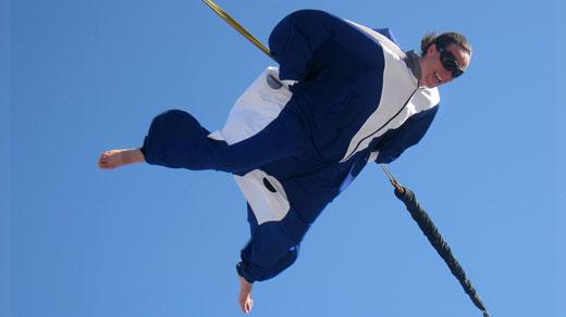 Venez vivre une activité à sensations fortes en ile de France avec notre simulateur de chute libre
