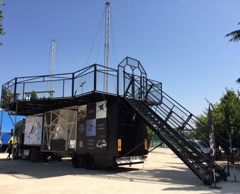 Découvrez notre simulateur de chute libre en région Parisienne