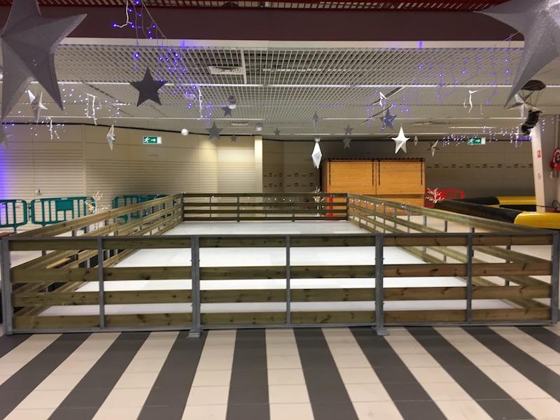 Location de patinoire synthétique en Bretagne avec Be Event Sensation pour vos événements