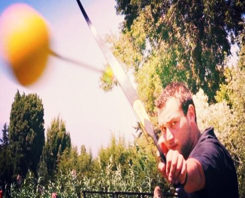Prestation entreprise en Ball Trap Flèches à NANTES