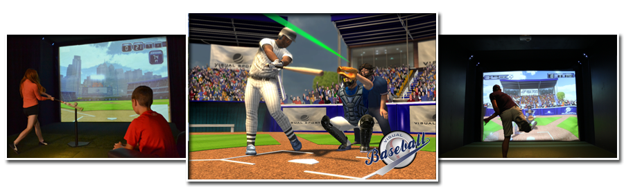 Simulateur 3D de Baseball