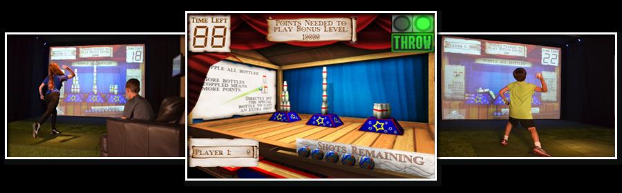 Prestation d'animation pour entreprise avec le simulateur 3D Kermesse LILLE