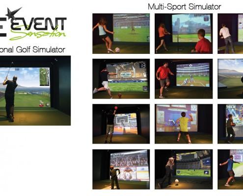 Prestation d'animation pour entreprise avec le simulateur 3D multi-activités PARIS