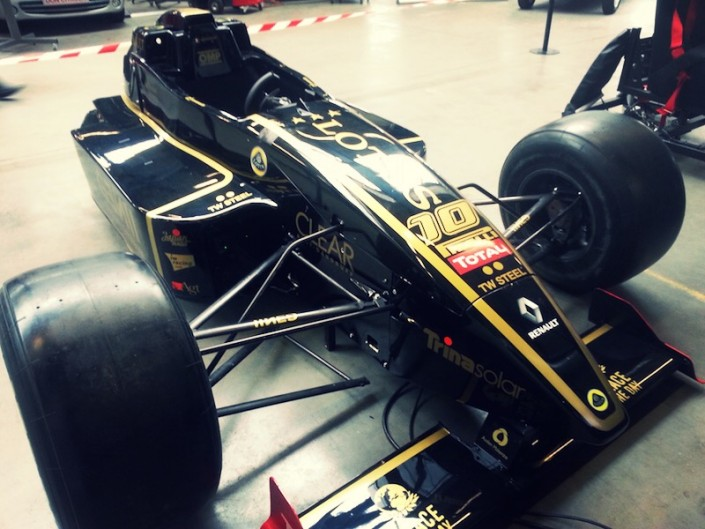 Location de simulateur de F1 F3000 pour les entreprises de Rennes