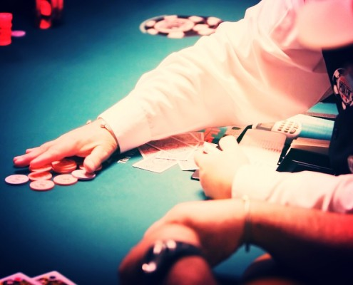 Prestation faites vos jeux Casino La Baule