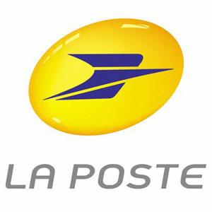 Logo partenaire La Poste