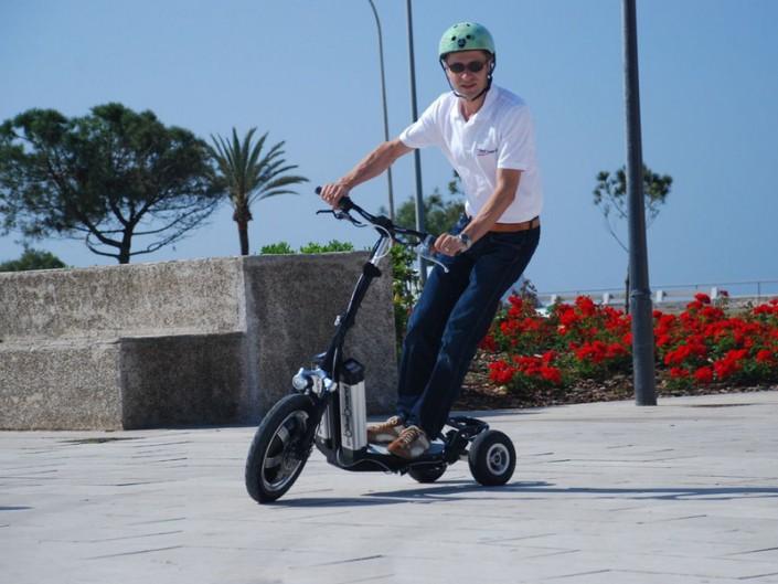 Animation d'entreprise avec des Bikeboard en région des Pays de la Loire