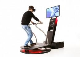Découvre le simulateur dynamique multi jeux de Be Event Sensation