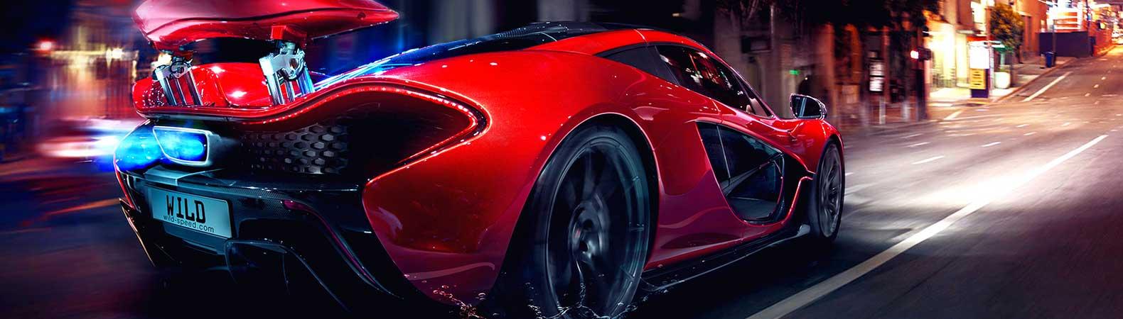 simulation voiture course