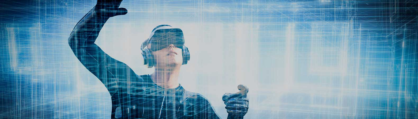 illustration réalité virtuelle