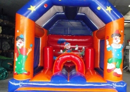 Petite château gonflable pour enfants avec Be Event Sensation