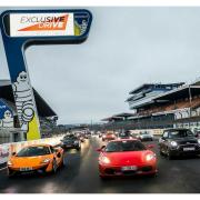 Découvrez les Crazy Cart XL sur le circuit des 24 Heures du mans ors des journée Exclusive Drive avec Be Event Sensation.