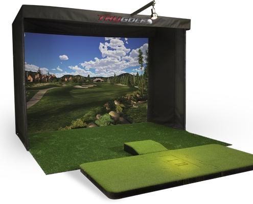Venez Teste le simulateur de golf avec Be Event Sensation