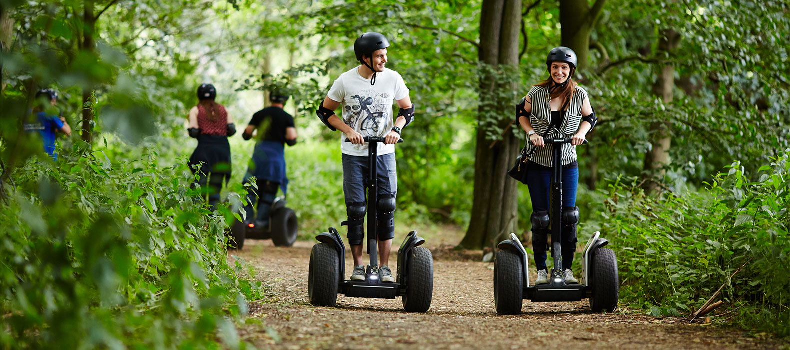 segway foret